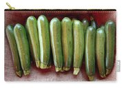 Zucchinis Carry-all Pouch