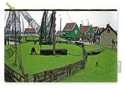Zuiderzee Open Air Musuem In Enkhuizen-netherlands Carry-all Pouch