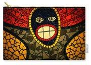 Zulu Man In Lomo Carry-all Pouch