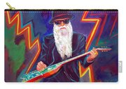 Zz Top 3 Carry-all Pouch