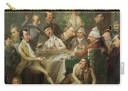 A Caricature Group Carry-all Pouch