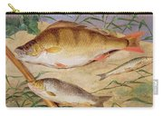 An Angler's Catch Of Coarse Fish Carry-all Pouch