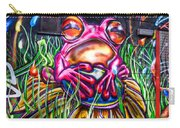Atomic Frog Carry-all Pouch
