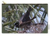 Boat-tailed Grackle - Quiscalus Major Carry-all Pouch