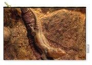 Bronze Lizard Carry-all Pouch