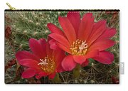 Cacti Bloom Carry-all Pouch