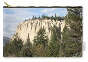 Canadian Rocky Mountain Hoodoos Bc Carry-all Pouch