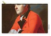 Colonel John Montresor  Carry-all Pouch by John Singleton Copley