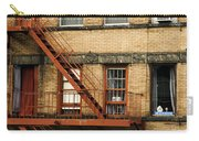 Fire Escapes - Nyc Carry-all Pouch