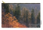 Great Smoky Mountains Morning Carry-all Pouch
