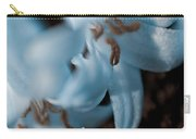 Icy Bluebells Carry-all Pouch