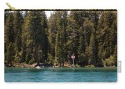 Lake Tahoe Sugar Pine Point Light Carry-all Pouch