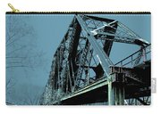 Mississippi River Rr Bridge At Memphis Carry-all Pouch