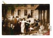 Pitie-salpetriere Hospital, 1795 Carry-all Pouch by Photo Researchers