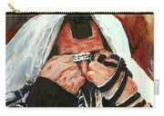 Prayer For Peace Carry-all Pouch