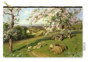 Spring - One Of A Set Of The Four Seasons  Carry-all Pouch