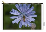 Spring Flower And Hoverfly Carry-all Pouch