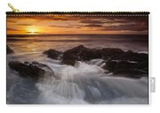 Sunset Tides Carry-all Pouch