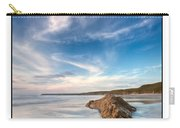 Welsh Coast - Porth Colmon Carry-all Pouch