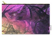 When The Night Comes Carry-all Pouch by Linda Sannuti