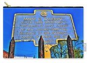 0001 Buffalo Ny History Carry-all Pouch