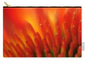 0001 Echinacea Pow Wow Sunrise Carry-all Pouch