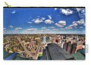0017 Autumn Days Of Buffalo Ny Birds Eye Carry-all Pouch