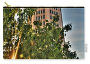 002 Electric Tower At Sunrise  Carry-all Pouch