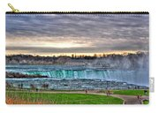 002 View Of Horseshoe Falls From Terrapin Point Series Carry-all Pouch