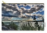 003 Peace Bridge Series II Beautiful Skies Carry-all Pouch