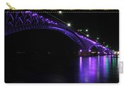 004 Peace Bridge Honoring Breast Cancer 2012 Series Carry-all Pouch