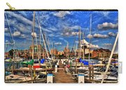 005 On A Summers Day  Erie Basin Marina Summer Series Carry-all Pouch