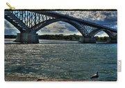 005 Peace Bridge Series II Beautiful Skies Carry-all Pouch