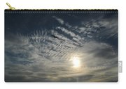 005 When Feeling Down  Pick Your Head Up To The Skies Series Carry-all Pouch