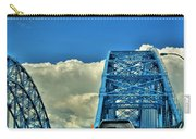 006 Grand Island Bridge Series Carry-all Pouch