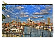 006 On A Summers Day  Erie Basin Marina Summer Series Carry-all Pouch