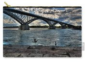 006 Peace Bridge Series II Beautiful Skies Carry-all Pouch