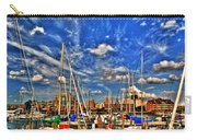 007 On A Summers Day  Erie Basin Marina Summer Series Carry-all Pouch