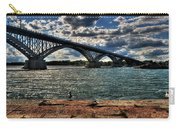 007 Peace Bridge Series II Beautiful Skies Carry-all Pouch
