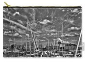 007bw On A Summers Day  Erie Basin Marina Summer Series Carry-all Pouch