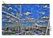 007sc On A Summers Day  Erie Basin Marina Summer Series Carry-all Pouch
