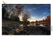008 Autumn At Tifft Nature Preserve Series  Carry-all Pouch