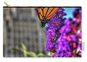 008 Making Things New Via The Butterfly Series Carry-all Pouch