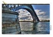 011  Peace Bridge Series II Beautiful Skies Carry-all Pouch