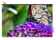 012 Making Things New Via The Butterfly Series Carry-all Pouch