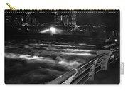 012 Niagara Falls Usa Rapids Series Carry-all Pouch