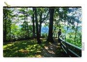 012b Niagara Gorge Trail Series  Carry-all Pouch