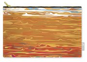0145 Abstract Landscape Carry-all Pouch