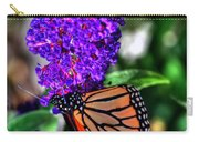 015 Making Things New Via The Butterfly Series Carry-all Pouch