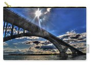 015 Peace Bridge Series II Beautiful Skies Carry-all Pouch
